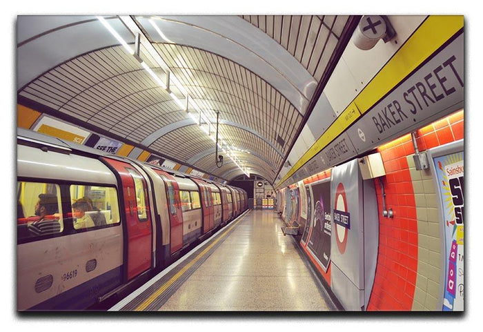 Tube Canvas Print or Poster
