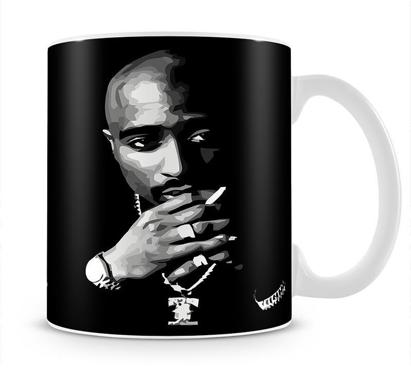 Tupac Cup - Canvas Art Rocks - 1