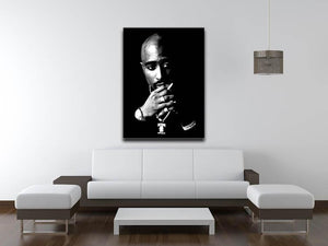 Tupac Canvas Print or Poster