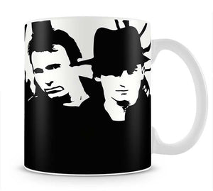 U2 Mug - Canvas Art Rocks - 1