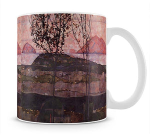 Underground Sun by Egon Schiele Mug - Canvas Art Rocks - 1