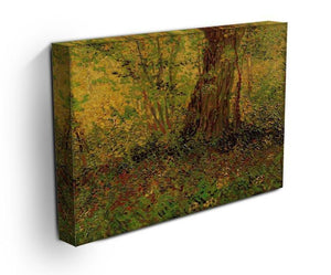 Undergrowth 2 by Van Gogh Canvas Print & Poster - Canvas Art Rocks - 3