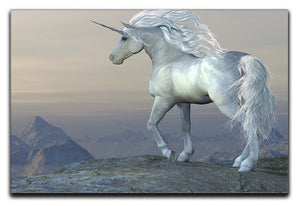 Unicorn Bluff Canvas Print or Poster  - Canvas Art Rocks - 1