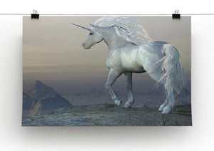 Unicorn Bluff Canvas Print or Poster - Canvas Art Rocks - 2