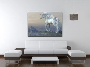 Unicorn Bluff Canvas Print or Poster - Canvas Art Rocks - 4