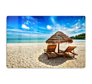 Vacation holidays HD Metal Print - Canvas Art Rocks - 1