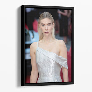 Vanessa Kirby Floating Framed Canvas - Canvas Art Rocks - 1