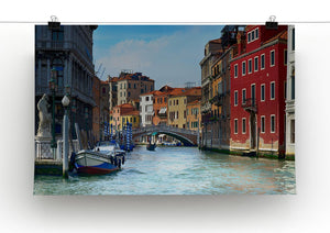 Venice In Italy Print - Canvas Art Rocks - 2