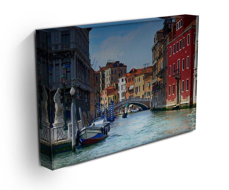 Venice In Italy Print - Canvas Art Rocks - 3