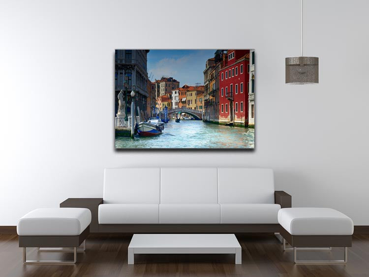 Venice In Italy Print - Canvas Art Rocks - 4