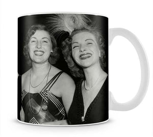 Vera Lynn and Line Renaud Mug - Canvas Art Rocks - 1