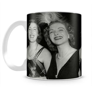 Vera Lynn and Line Renaud Mug - Canvas Art Rocks - 2