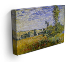 Vethueil by monet Canvas Print & Poster - Canvas Art Rocks - 3