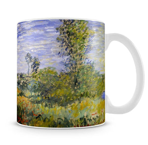 Vethueil by monet Mug - Canvas Art Rocks - 4
