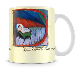 Vignette D by Franz Marc Mug - Canvas Art Rocks - 1