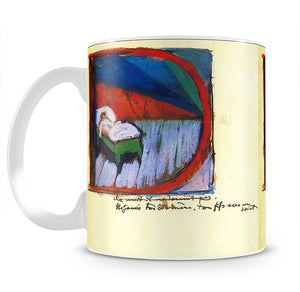 Vignette D by Franz Marc Mug - Canvas Art Rocks - 2