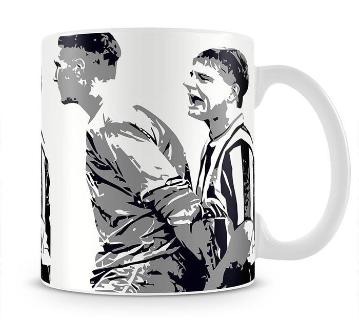 Vinnie Jones Gazza Mug