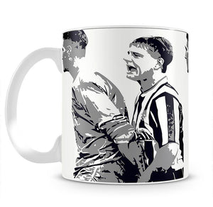 Vinnie Jones Gazza Mug - Canvas Art Rocks - 2