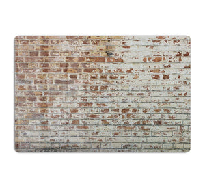 Vintage dirty brick wall HD Metal Print - Canvas Art Rocks - 1
