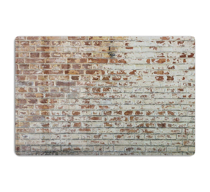 Vintage dirty brick wall HD Metal Print