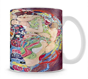 Virgins by Klimt Mug - Canvas Art Rocks - 1