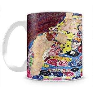 Virgins by Klimt Mug - Canvas Art Rocks - 2
