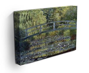 Water Lilies 9 by Monet Canvas Print & Poster - Canvas Art Rocks - 3