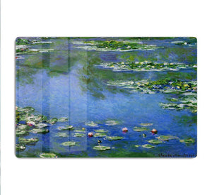Water Lilies by Monet HD Metal Print
