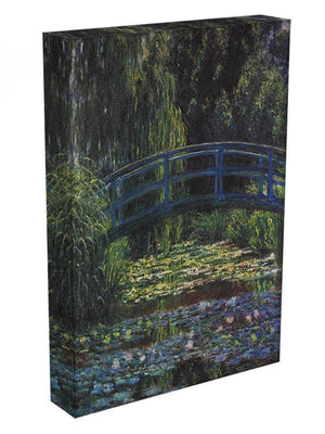 Water Lily Pond 6 by Monet Canvas Print & Poster - Canvas Art Rocks - 3