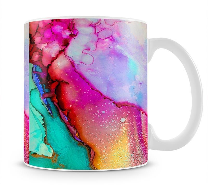 Water Painting Version 2 Mug - Canvas Art Rocks - 1