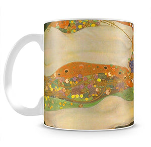 Water snakes friends II by Klimt Mug - Canvas Art Rocks - 2