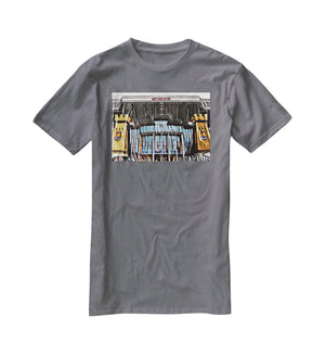 West Ham Upton Park T-Shirt - Canvas Art Rocks - 3