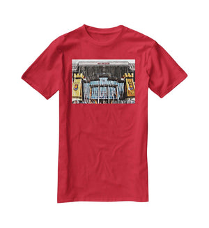 West Ham Upton Park T-Shirt - Canvas Art Rocks - 4
