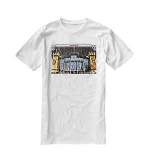 West Ham Upton Park T-Shirt - Canvas Art Rocks - 5