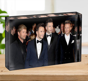 Westlife Acrylic Block - Canvas Art Rocks - 2