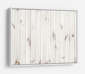 White wood texture background HD Metal Print - Canvas Art Rocks - 7