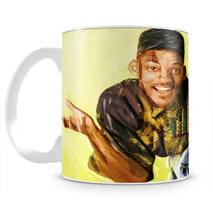 Will Smith Mug - Canvas Art Rocks - 2