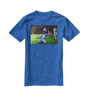 Willian Chelsea T-Shirt - Canvas Art Rocks - 2