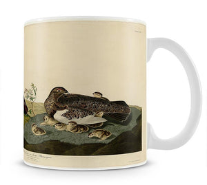 Willow Grouse by Audubon Mug - Canvas Art Rocks - 1
