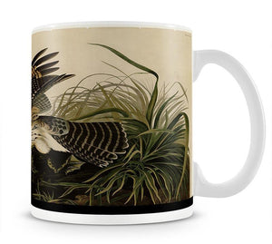 Winter Hawk by Audubon Mug - Canvas Art Rocks - 1