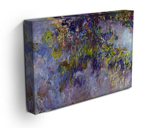 Wisteria 1 by Monet Canvas Print & Poster - Canvas Art Rocks - 3