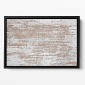 Wood background texture Floating Framed Canvas - Canvas Art Rocks - 2