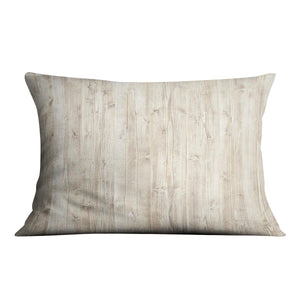 Wooden texture light wood Cushion - Canvas Art Rocks - 4