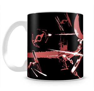 X Wing Star Wars Mug - Canvas Art Rocks - 2