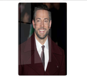 Zachary Levi HD Metal Print - Canvas Art Rocks - 1
