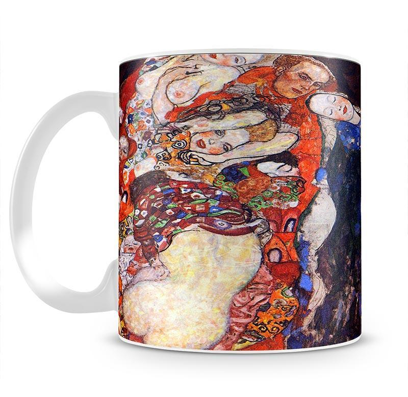 adorn the bride with veil and wreath by Klimt Cup - Canvas Art Rocks - 2