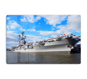 aircraft carriers built during World War II HD Metal Print