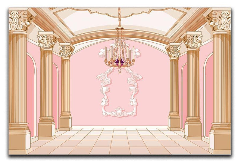 ballroom of magic castle Canvas Print or Poster  - Canvas Art Rocks - 1