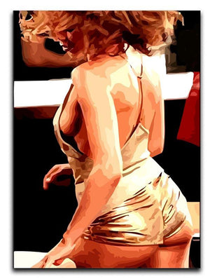 Kylie Minogue Canvas Print or Poster - Canvas Art Rocks