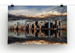 new york city Canvas Print or Poster - Canvas Art Rocks - 2